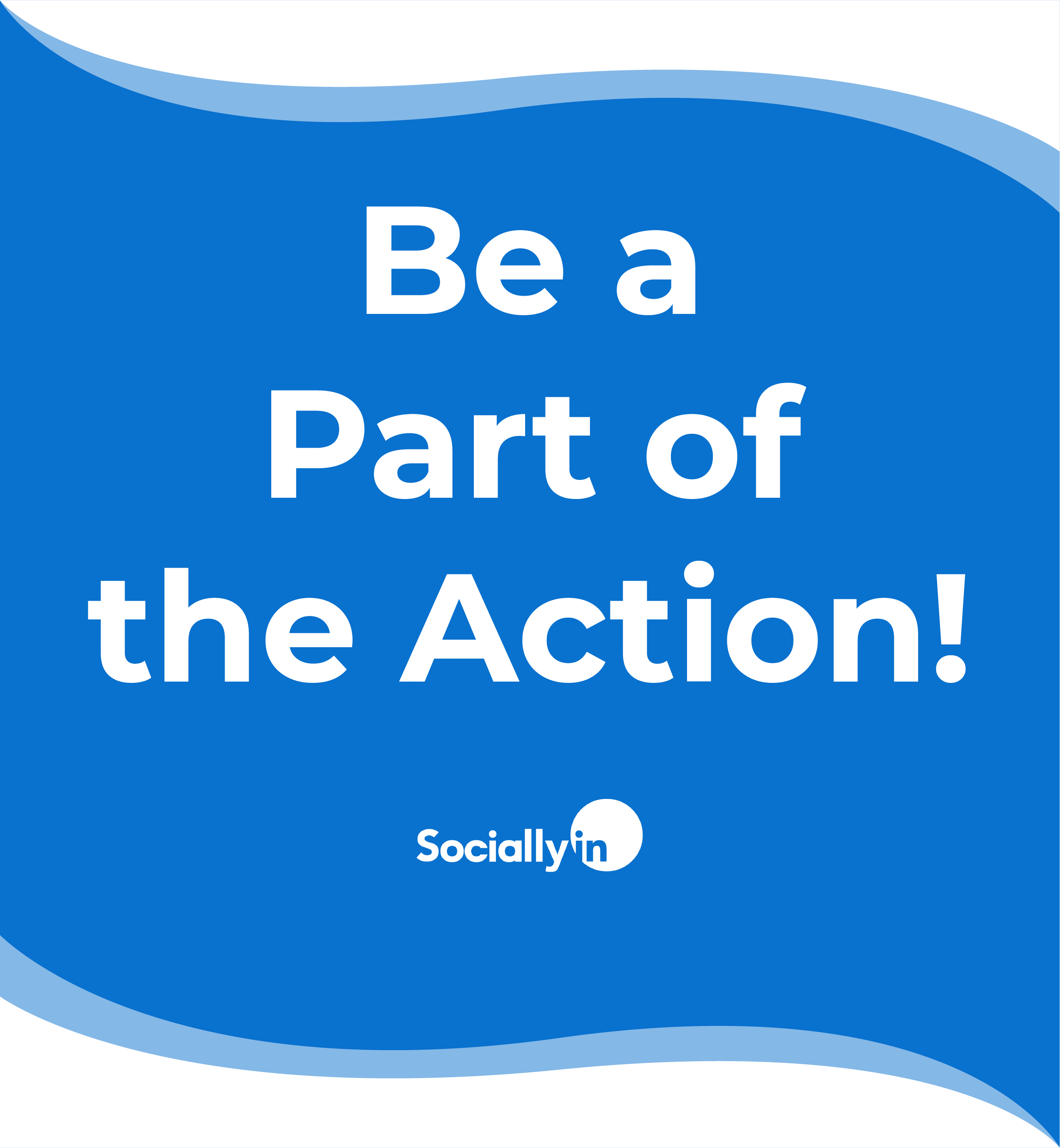 CTA_Be A Part of the Action