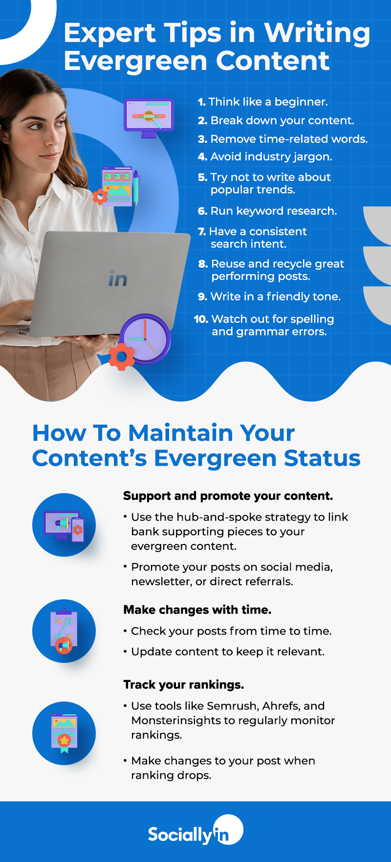What Is Evergreen Content And How to Maintain Evergreen Content Status