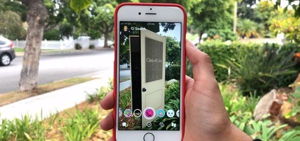 Snapchat Show Portal