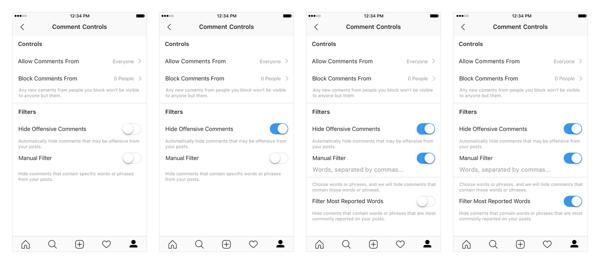 Instagram Anti-Bullying Tool